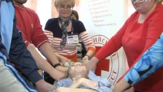 Курсы первой помощи проводит «Красный крест»