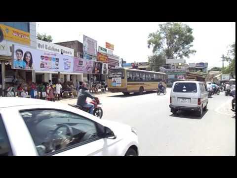 Coimbatore - Sathy Road, Ganapathy bus stand