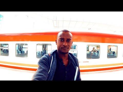 FIRST CLASS SGR MADARAKA EXPRESS TRAIN, KENYA REVIEW! - Brian Kimani