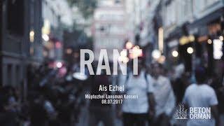 Ezhel - Müptezhel Lansman Konseri & Röportaj (KargART) / RANT