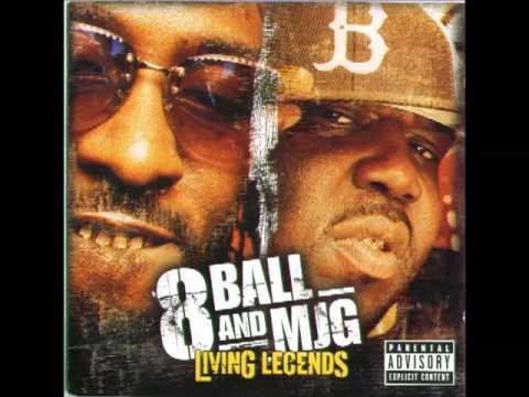 8 ball & MJG Feat.T.I & Twista - Memphis City Blues