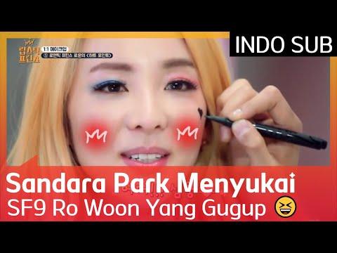 Sandara Park Menyukai SF9 Ro Woon Yang Gugup 😆 #LipstickPrince 🇮🇩 INDO SUB 🇮🇩