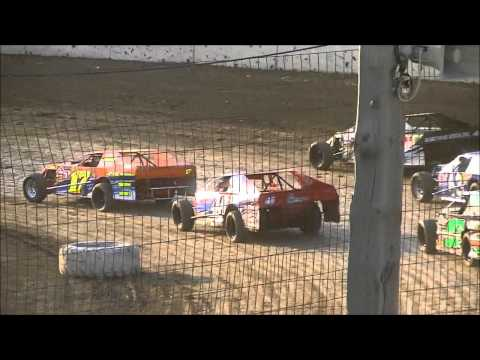 North Central Speedway 6/30/12 Midwest Modified Races