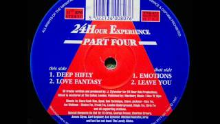 24Hour Experience – Love Fantasy