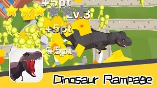 Dinosaur Rampage - Geisha Tokyo Inc. - Walkthrough Super Alternative Recommend index three stars