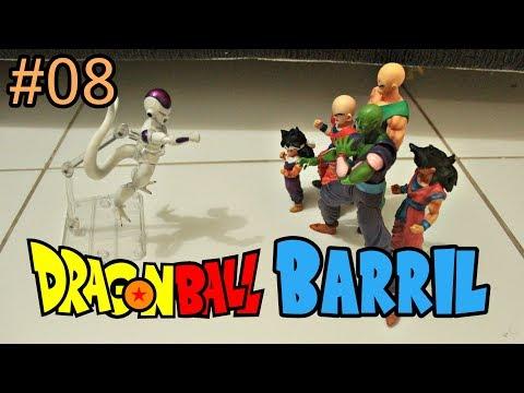 DRAGON BALL BARRIL #08 - ANDE LOGO! VAMOS À CAJAZEIRAS