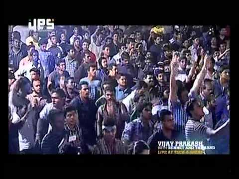Yellae Lama - Bennet and the band - Vijay Prakash Live