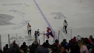 The 3 stars of the Markham Thunder vs. Les Canadiennes de Montreal game 2/23/19