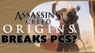 Assassin's Creed: Origins Drm Breaking Pcs? - The Know Game News
