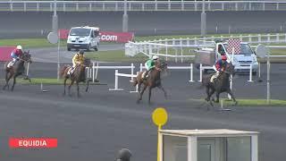 Vidéo de la course PMU PRIX DE THOISSEY