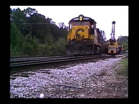 Railfan Tape 5, Part 3 - August 26 to September 8, 1989