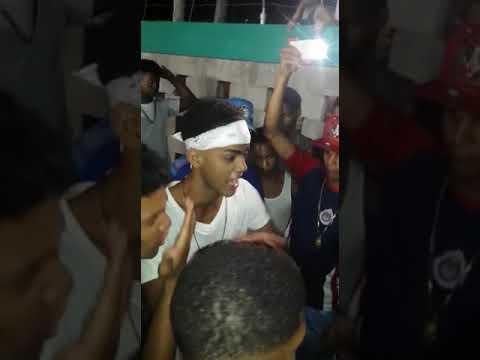 BATALLA DE FREESTYLE!!! - Yuppa VS🎤 Pichivon RD ➡((Santiago🎤))