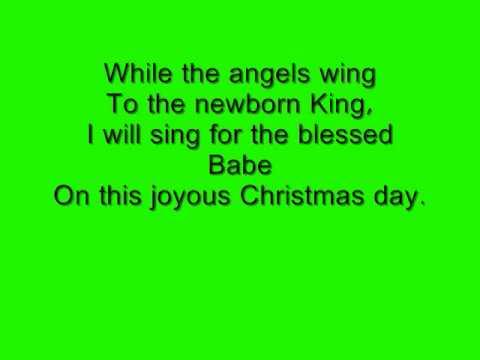David Archuleta Pat- A- Pan Lyrics