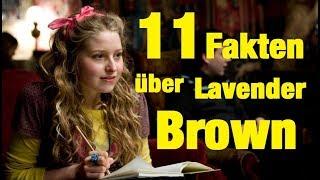 11 FAKTEN über Lavender BROWN