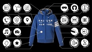 Six  Craziest Digital Smart Jackets / Best Jackets - Travelling Jackets and Waterproof Jackets.