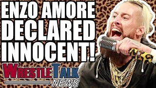 Enzo Amore Charges DROPPED! RETURNING To Wrestling?! | WrestleTalk News May 2018