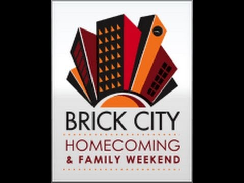 2013 Brick City Homecoming & Family Weekend compilation