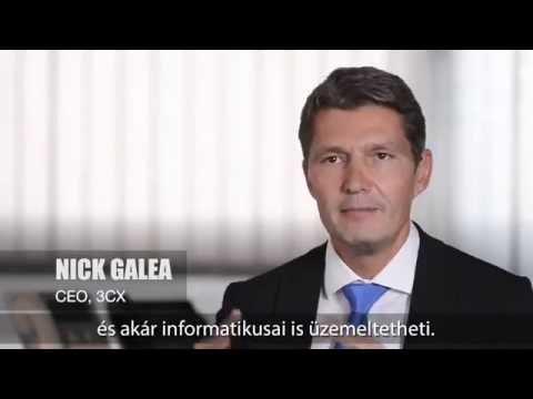 3CX GEARUP Magyar verzió