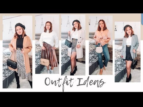 [VIDEO] - OUTFIT IDEAS FOR EUROPE TRIP 2019 || #outfit #fall2019fashion 7