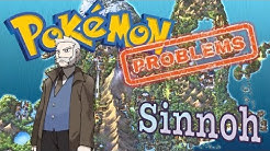 Top 6 Pokémon Problems with the Sinnoh Region