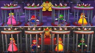 Mario Party: The Top 100 Vs. Original - All Mario Party 5 Minigames