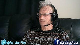 dai gwylim angry old man