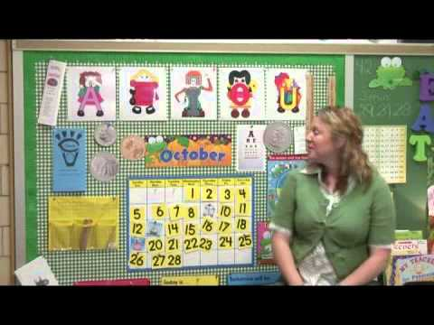 How to Teach Vowel Sounds to Kindergartners