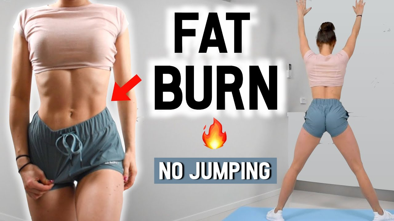 10 MIN Beginner Friendly WEIGHT LOSS WORKOUT | Lose Body Fat With This NO JUMPING Workout