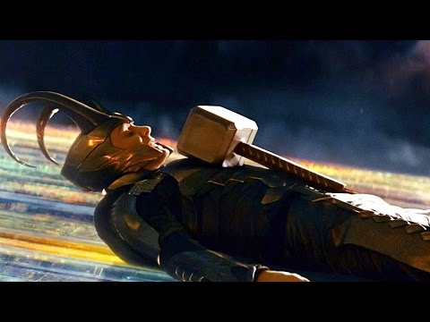 Thor vs Loki - Final Battle Scene - Movie CLIP HD