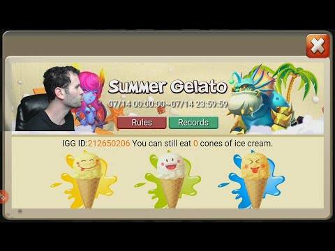 Opening 50 ICE CREAM Cones 15+ Heroes MUST WATCH Castle Clash