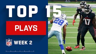 Top 15 Plays of Week 2 | 2020 NFL Highlights