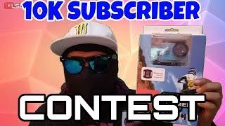 206 10k subscriber give away contest  motovlogmalaysia