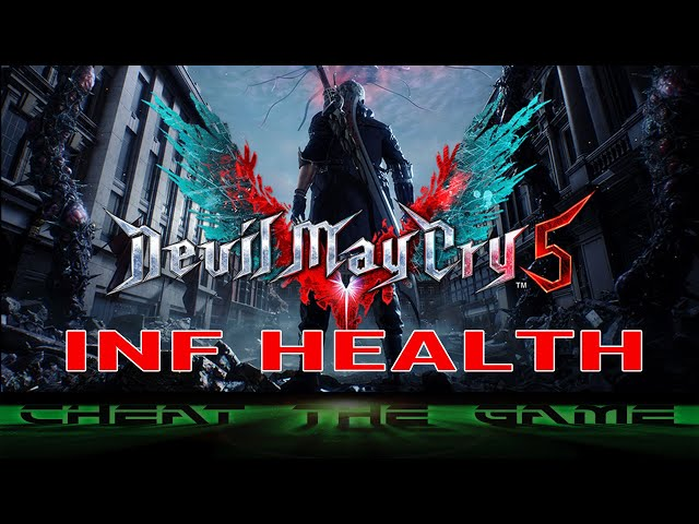 Devil May Cry 5 Inf Health