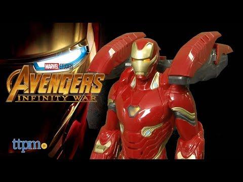 Marvel Avengers: Infinity War Mission Tech Iron Man from Hasbro