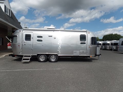 New Colonial Airstream - YouTube