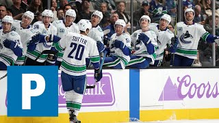 Canucks cautiously optimistic at quick start | The Province