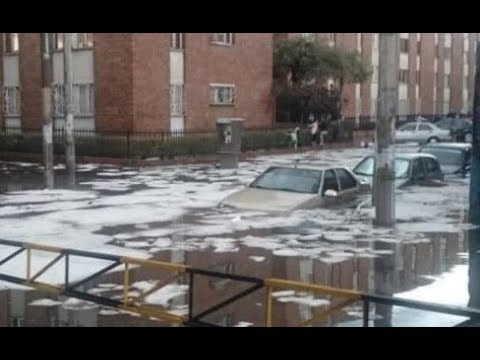 GSM Update 11/3/17 - Bogota Hail - Tenerife Update - Flooding India - Snowcast -
