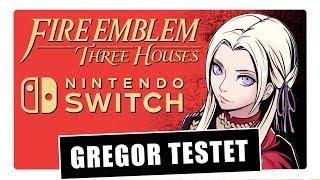 Ist Fire Emblem: Three Houses das beste SRPG für Switch? (Review / Test)