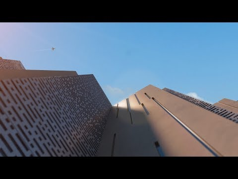 Iran Mall Project Architectural Animation