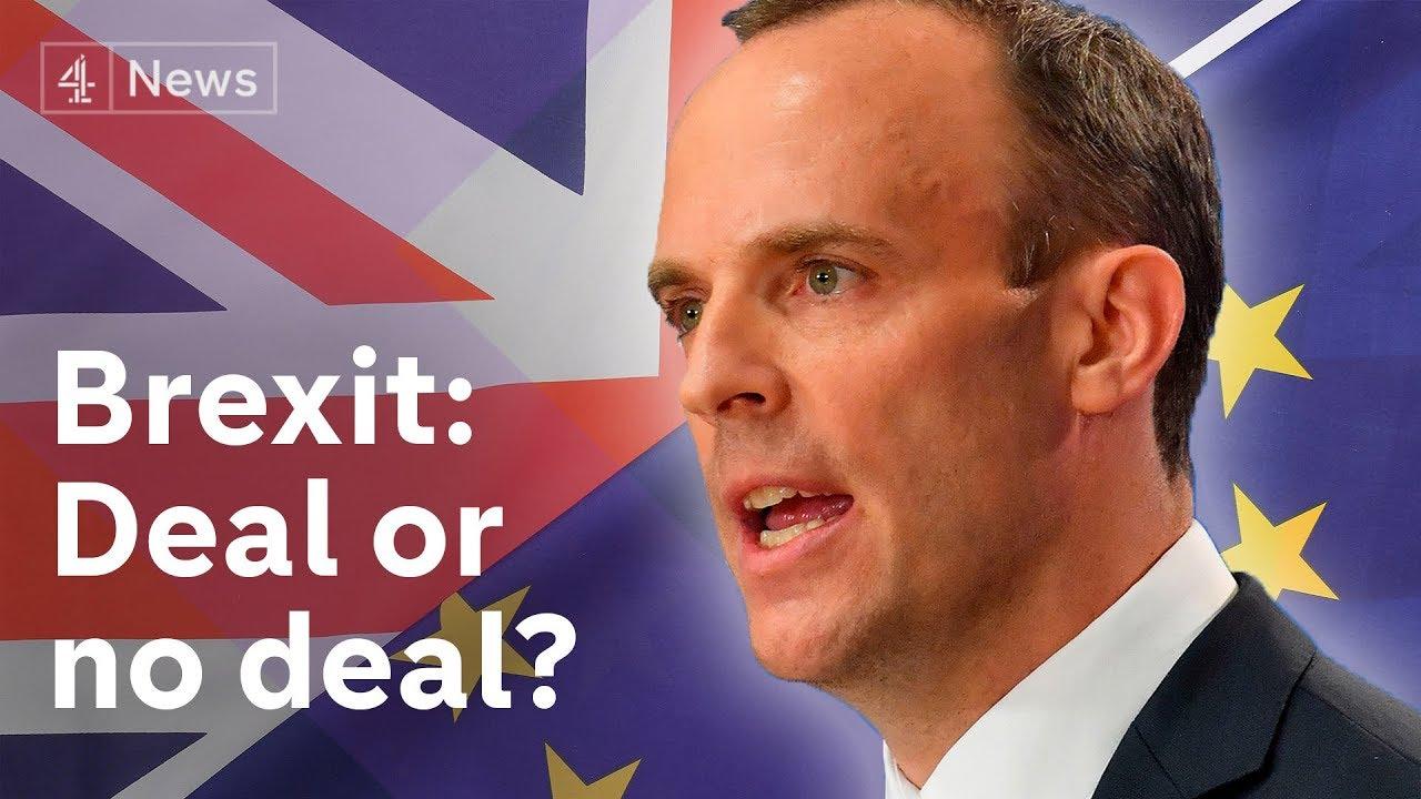 Brexit 'No Deal' plan revealed