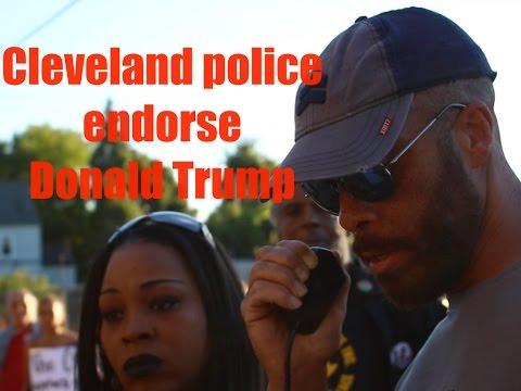 Black Lives Matter Cleveland Condemns CPPA endorsement of Donald trump...