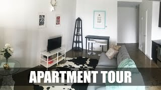 APARTMENT| Downtown Loft Tour! + Home Decor Haul