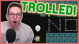 Link Doesn't Stand A Chance In This INSANE TROLL LEVEL!!!