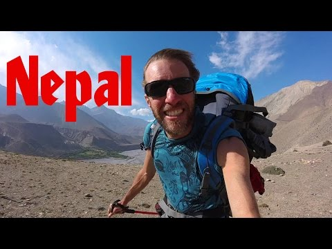 Annapurna Circuit Trek, Part 6: Hiking Solo in the Himalayas