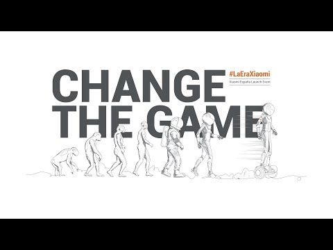 The Spain Launch Event|CHANGE THE GAME