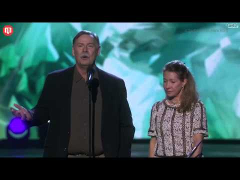 Ken and Roberta Williams (Sierra) - The Game Awards 2014