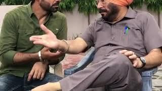 Jaswinder bhalla and binnu dhillon