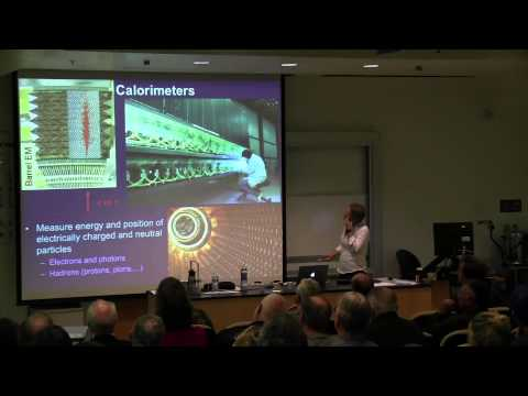 What Physicists Do - April 21, 2014 - Dr. Beate Heinemann