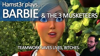 Barbie & The 3 Musketeers (1 of 1)
