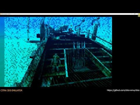 Citra 3DS Emulator - Monster Hunter 4: Ultimate ingame 1080p